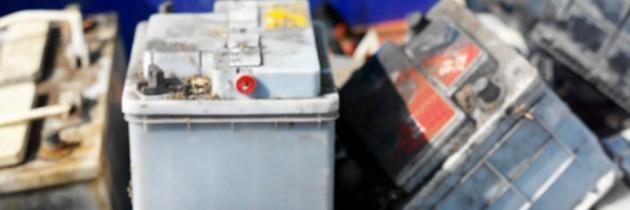 Recykling samochodów – recykling akumulatorów
