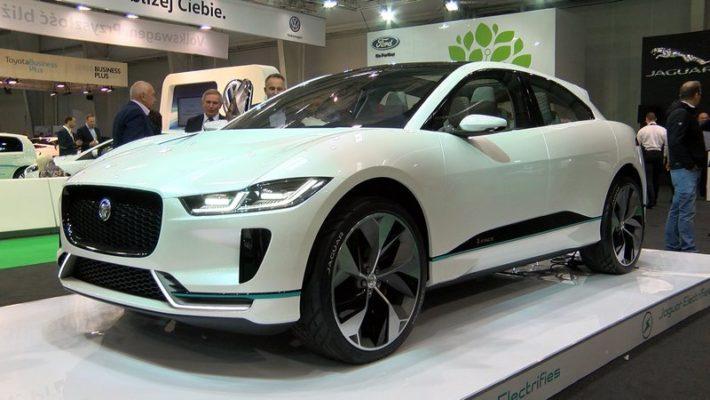 Jaguar I-PACE koncept