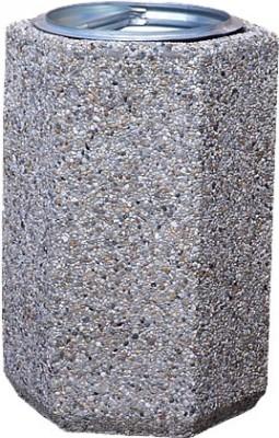 kosz betonowy KB 30L