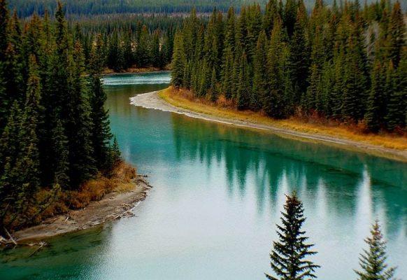czysta rzeka