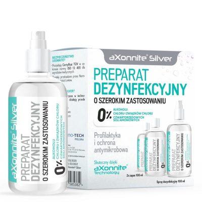 preparat dezynfekcyjny axonnite